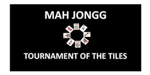 Mah Jongg- Tournament of the Tiles