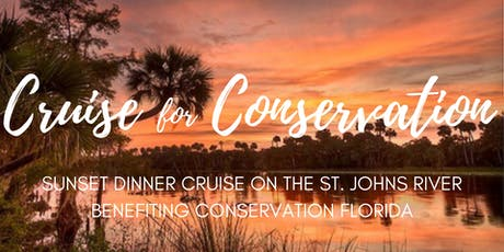 Cruise for Conservation tickets