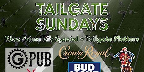 Tailgate Sundays @ Providence GPub tickets