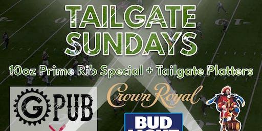 Tailgate Sundays @ Providence GPub