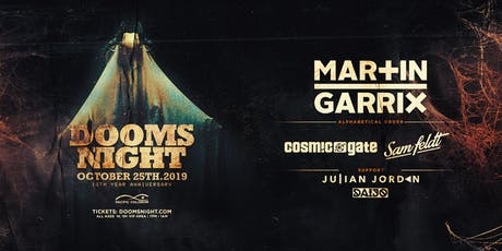 DOOMS NIGHT 2019 tickets