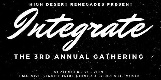 INTEGRATE GATHERING (3RD ANNUAL)