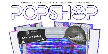 POPSHOP WEST 062: Chloe Lilac tickets