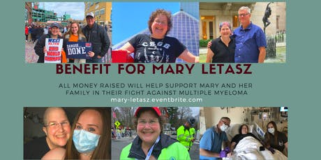 Benefit for Mary (Kapper) Letasz tickets