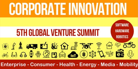 Corporate Ventures Summit tickets