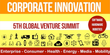 Corporate Innovation - 5th Ventures Summit tickets