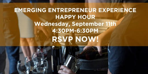 Emerging Entrepreneur Experience Happy Hour