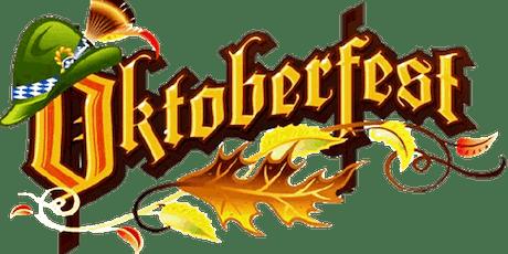 Oktoberfest Traditional GCCA Fundraiser Erdinger Beer, Brats & Ein Prosit ! tickets