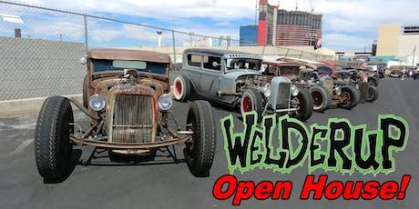 WelderUp Open House 2020 tickets