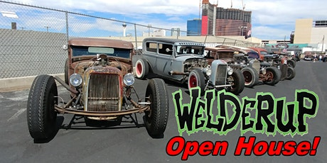 WelderUp Open House 2020 tickets