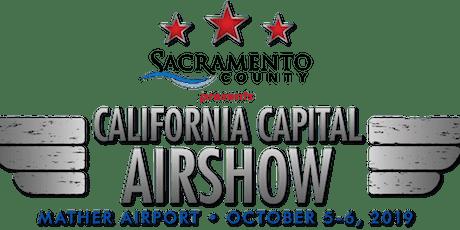 Civil Air Patrol @ California Capital Airshow 2019 tickets