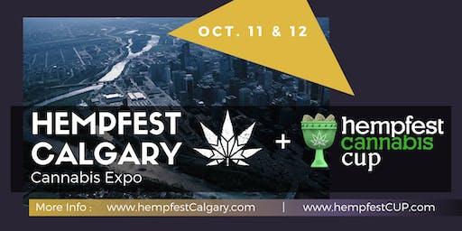 Hempfest Cannabis Expo Calgary + Hempfest Cup