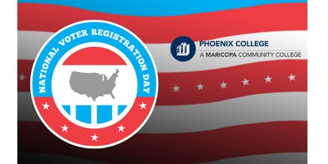 National Voter Registration Day 2019 tickets