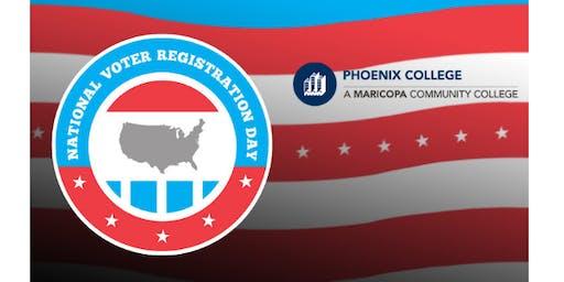 National Voter Registration Day 2019