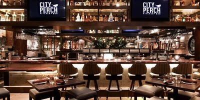 Happy Hour at City Perch Kitchen + Bar, Fort Lee N