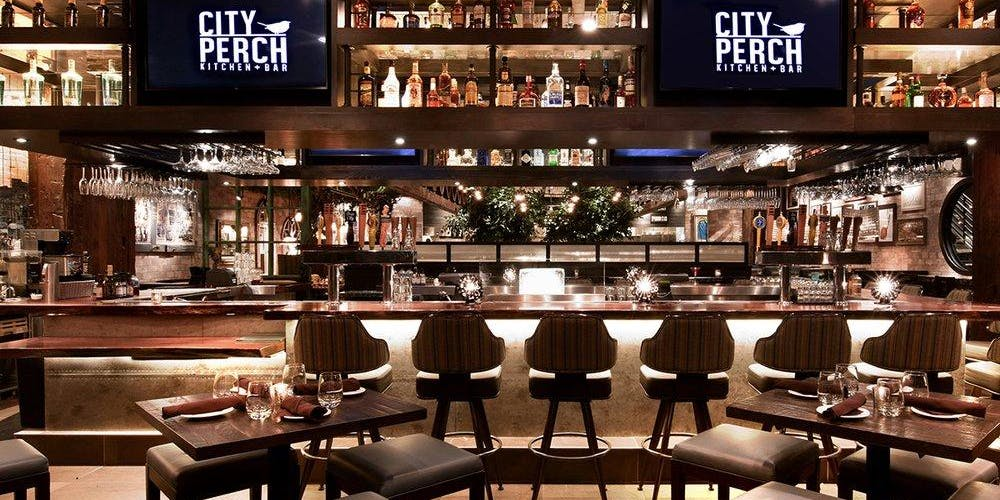 Happy Hour At City Perch Kitchen Bar Fort Lee Nj Tickets