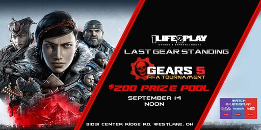 Gears 5 Tournament - Last Gear Standing 3