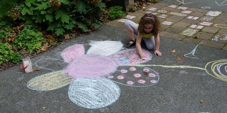 Sidewalk Chalk Walk tickets