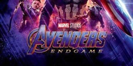 Movies Under the Stars: Avengers: Endgame tickets