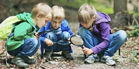 Magic in the Fall Garden: Nature Exploration for Kids tickets