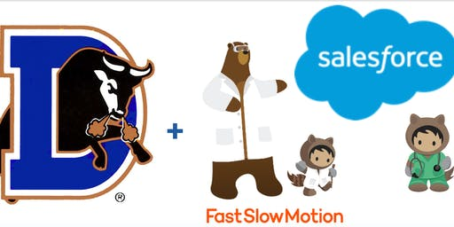 HLS Night at the Ball Park with Salesforce and FastSlowMotion