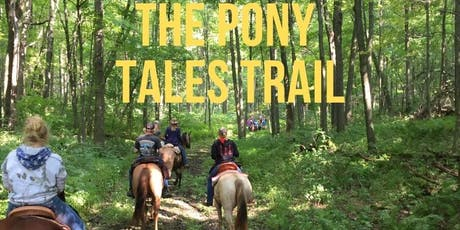 3rd Annual Pony Tales Trail tickets