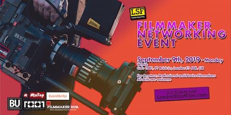 LSF Filmmaker Networking Event tickets