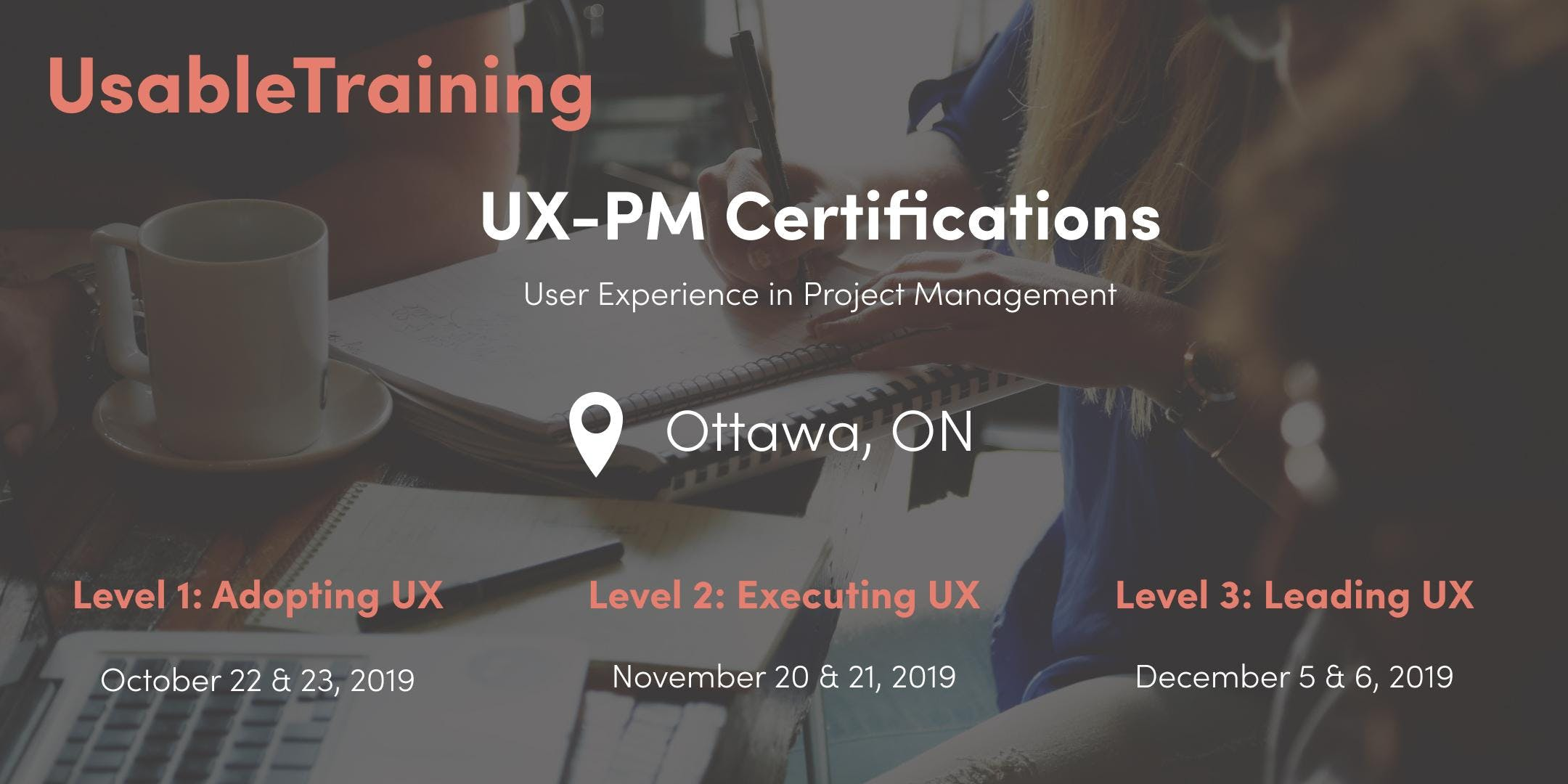 Usable Training: User Experience (UX) Certifications