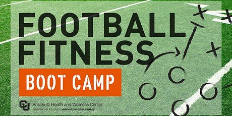 Football Fitness Boot Camp tickets
