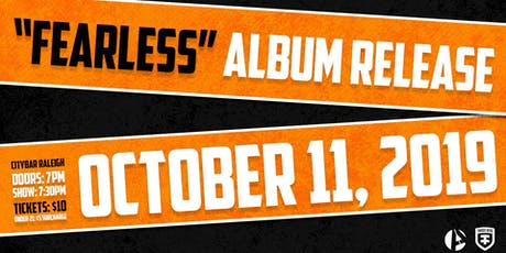 """VALLEYS """"FEARLESS"""" RELEASE SHOW tickets"""