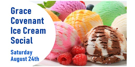 Grace Covenant Ice Cream Social