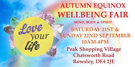 Autumn Equinox Wellbeing Fair tickets