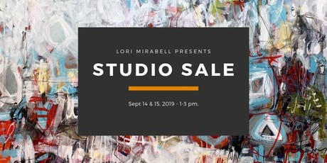 First Ever Sale!!! Sept 14, 15, 2019 - Open House with Lori Mirabelli tickets