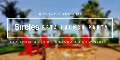 Sircles Beta Launch Party tickets