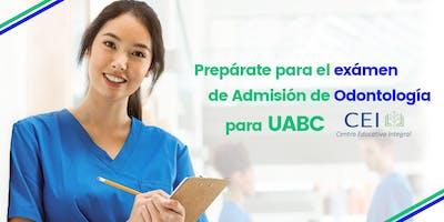 Reunión Informativa- Cursos Admisión Odontología UABC