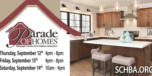 2019 Parade of Homes Event