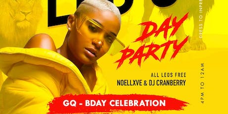 LEO'S DAY PARTY tickets