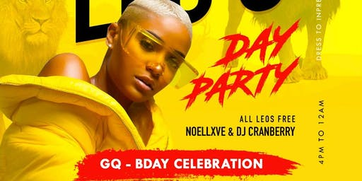 LEO'S DAY PARTY