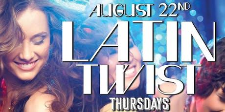 Latin Twist DJ BEAT BOY tickets