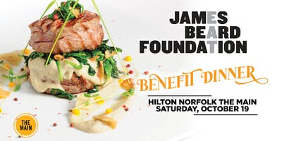 James Beard Foundation Benefit Dinner