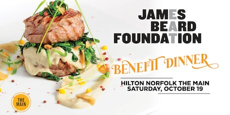 James Beard Foundation Benefit Dinner tickets