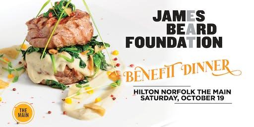 James Beard Foundation Benefit Dinner