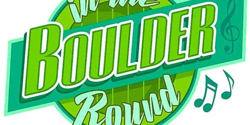 Boulder In-the-Round, September 4th