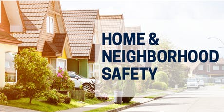 VCCDC HomeSmart Workshop - Home & Neighborhood Safety tickets