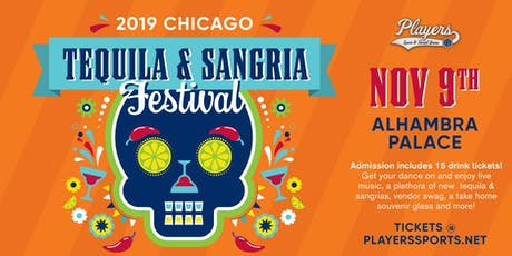 Chicago Tequila & Sangria Festival  tickets