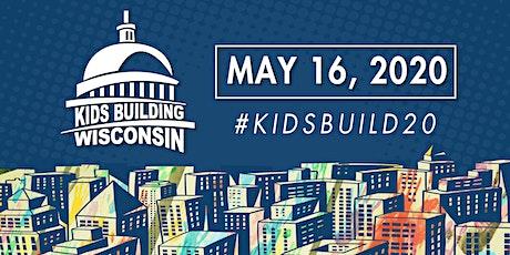 Kids Building Wisconsin 2020 tickets