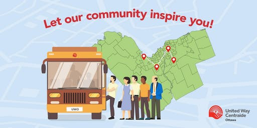 United Way Seeing is Believing Tour September 3rd for CRA