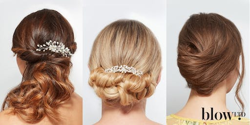 Style It Up! Master the Art of Updo's with blow LTD