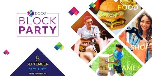DOCO Block Party