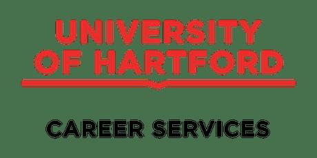 University of Hartford Fall Career and Internship Fair tickets